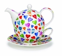Dunoon Warm Hearts Tea For One