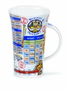 Dunoon Weights & Measures Mug 16.9 Oz.