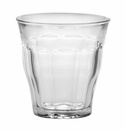 Duralex Picardie Clear Glass Tumbler 5.75 Oz