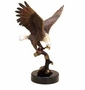 Eagle on Branch Sculpture by SPI Home