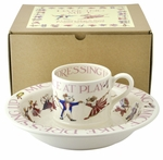 Emma Bridgewater Dancing Mice Set
