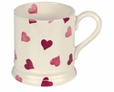 Emma Bridgewater Hearts 1/2 Pint Mug