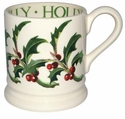 Emma Bridgewater Holly Half Pint Mug