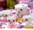 Emma Bridgewater Pink Hearts and Pink Wallpaper Collection
