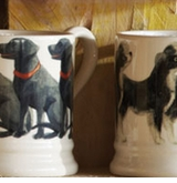 Emma Bridgewater Pottery Dogs Collection