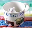 Emma Bridgewater Pottery Men at Work Collection