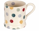 Emma Bridgewater Pottery Polka Dot 1/2 Pint Mug