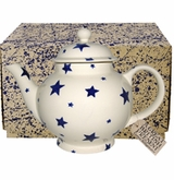 Emma Bridgewater Pottery Starry Skies and Blue Wallpaper Collection