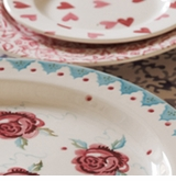 Emma Bridgewater Rose and Bee Pottery