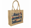 Emma Bridgewater Skyline Jute Bag