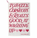 Emma Bridgewater Totally Gorgeous Tea Towel