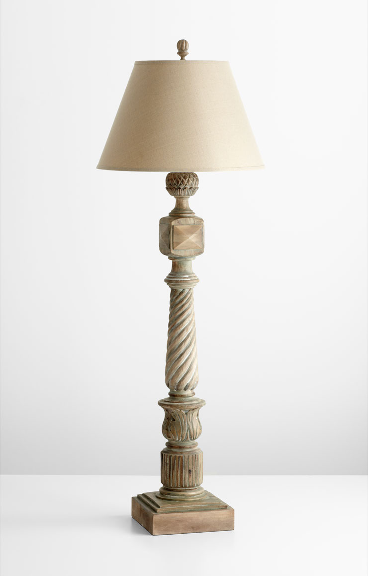 Christmas Tree Shop Lamps. Empire Wood Floor Lamp By Cyan ...