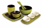 Enrico Mango Wood Serveware Collection