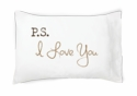 Faceplant Ps I Love You Standard Pillow Case