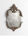 Findabair Rustic Mirror by Cyan Design