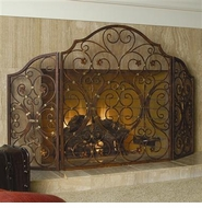 Fireplace Screens, Andirons & Fireplace Tool Sets