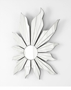 Flower Wall Mirror by Cyan Design