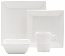 Fortessa Fortaluxe Dinnerware 16 Piece Place Setting