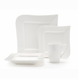 Fortessa Ojo Dinnerware Set 16 Pieces