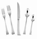 Fortessa Pantheon Satin Flatware