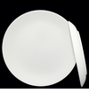 Fortessa Purio China Coupe Platter 14 in. (36cm) Set of 4