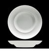 Fortessa Spirale China Couped Rim Bowl 10 in. (26.4cm) Set of 4