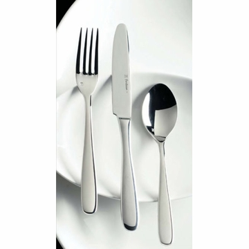Fortessa Stainless Flatware Grand City 5 Piece Place Setting