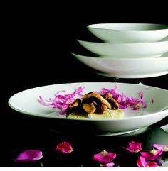Fortessa Superwhite China Dinnerware