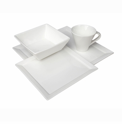 Fortessa Tavola Dinnerware 16 Piece Place Setting