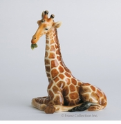 Franz Collection Giraffe Mother Figurine