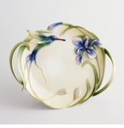 Franz Collection Hummingbird Small Tray