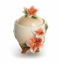 "Franz Collection Kathy Ireland Home ""Azalea Allure"" Porcelain"