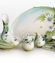 Franz Collection Ladybug Porcelain Collection