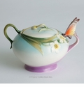 "Franz Collection ""Papillon"" Butterfly Sugar Bowl"
