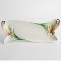 Franz Collection Papillon Rectangular Tray