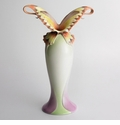 Franz Collection Papillon Spread Wings Flower Vase