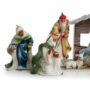 Franz Collection Porcelain Divinity Nativity Collection