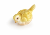 Franz Collection Porcelain Joyful Bird Figurine - Yellow