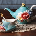 Franz Collection Porcelain Tableware, Vases, Figurines & Jewelry