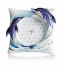 Franz Porcelain Collection Dolphin Splash Collection