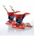 Franz Porcelain Joyful Magpie Collection