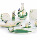 Franz Porcelain Peace & Harmony Bamboo Collection