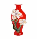 Franz Porcelain Pure Beauty - Iris Vase