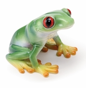 Franz Rain Forest Little Dwellers Poison Arrow Frog Figurine