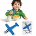Fred & Friends Child's Airplane Fork - Air Fork One