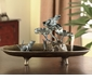 Frog Couple Table Fountain by SPI Home