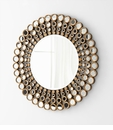 Full Circle Round Mirror by Cyan Design