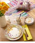Gien Bagatelle Dinnerware Collection