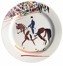 Gien Cavaliers Bottle Coasters Dressage Set of 2
