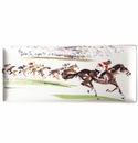 Gien Cavaliers Oblong Serving Tray
